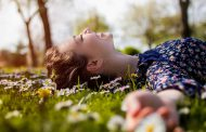 El jardín de primavera es infinito